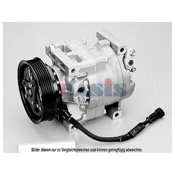 Kompressor, Klimaanlage -- AKS DASIS, FIAT, BARCHETTA (183_), DOBLO...