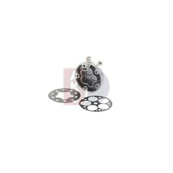 Cylinder Head, compressor -- AKS DASIS, Clutch / coil cylinder head, ...