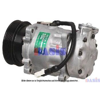 Kompressor, Klimaanlage -- AKS DASIS, Gewicht[kg]: 7,275...