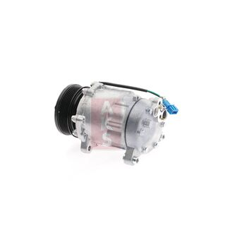 Compressor, air conditioning -- AKS DASIS, VW, SEAT, Compressor...