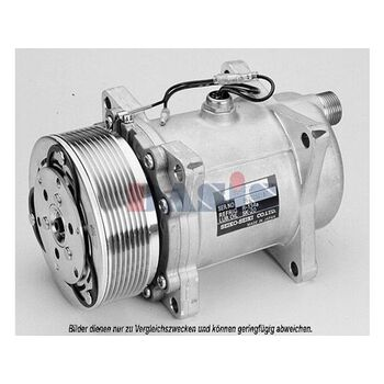 Compressor, air conditioning -- AKS DASIS, Compressor Universal, Seiko...