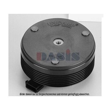 Magnetic Clutch, air conditioner compressor -- AKS DASIS, Clutch /...