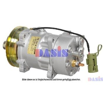 Compressor, air conditioning -- AKS DASIS