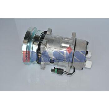 Compressor, air conditioning -- AKS DASIS, Claas, Compressor Universal,...