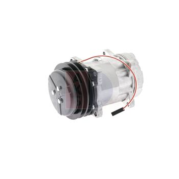 Compressor, air conditioning -- AKS DASIS, Massey Ferguson, Agco, ...
