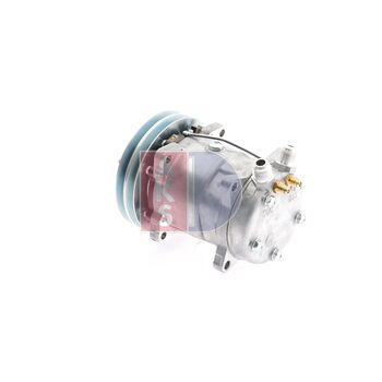 Compressor, air conditioning -- AKS DASIS, Deutz, Compressor Universal,...