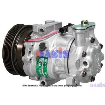 Compressor, air conditioning -- AKS DASIS, LANCIA, FIAT, ...