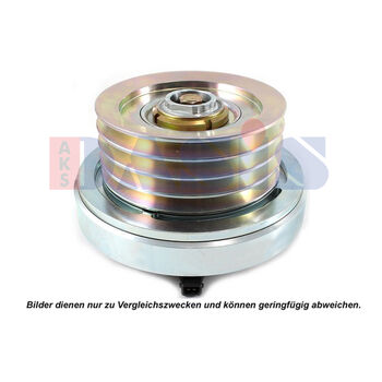 Magnetic Clutch, air conditioner compressor -- AKS DASIS, Fan Clutch,...