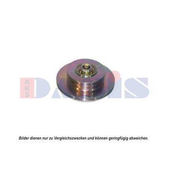 Magnetkupplung, Klimakompressor -- AKS DASIS, Magnetkupplung Linnig,...
