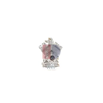 Compressor, air conditioning -- AKS DASIS, MERCEDES-BENZ, SETRA, ...