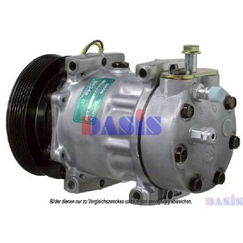Compressor, air conditioning -- AKS DASIS, SAAB, Compressor Universal, ...