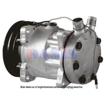 Compressor, air conditioning -- AKS DASIS, JCB, Valtra Valmet, ...