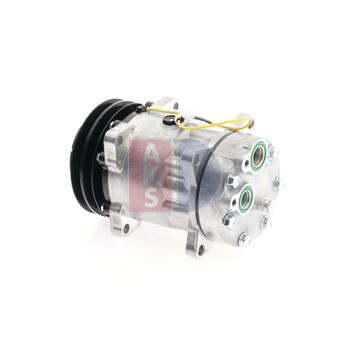 Compressor, air conditioning -- AKS DASIS, Valtra Valmet, Massey...