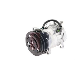 Compressor, air conditioning -- AKS DASIS, Compressor Universal, JCB, ...