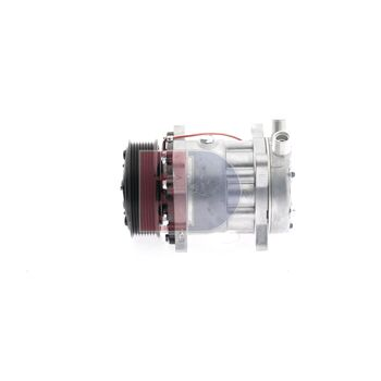 Compressor, air conditioning -- AKS DASIS, Valtra Valmet, Fiat /...