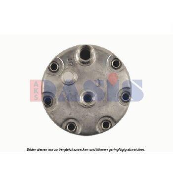 Zylinderkopf, Kompressor -- AKS DASIS, Kupplung/Spule/Zylinderkopf, ...