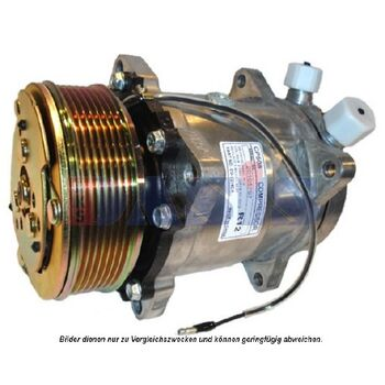 Compressor, air conditioning -- AKS DASIS, Compressor Universal, Sanden...