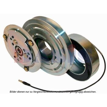 Magnetic Clutch, air conditioner compressor -- AKS DASIS, Clutch /...