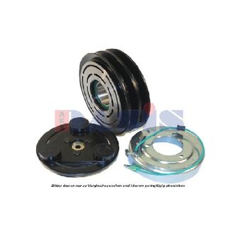 Magnetic Clutch, air conditioner compressor -- AKS DASIS, Compressor...,...