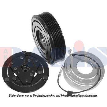 Magnetkupplung, Klimakompressor -- AKS DASIS, Kompressor Kupplungen...