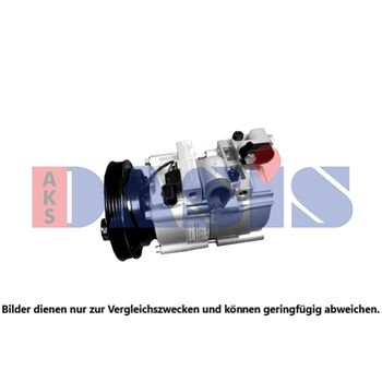 Compressor, air conditioning -- AKS DASIS