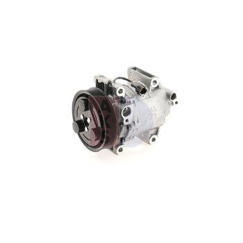 Compressor, air conditioning -- AKS DASIS, NISSAN, NP300 NAVARA (D40), ...