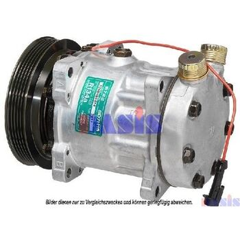 Compressor, air conditioning -- AKS DASIS, ALFA ROMEO, Compressor...