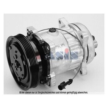 Compressor, air conditioning -- AKS DASIS, FIAT, Compressor Universal, ...