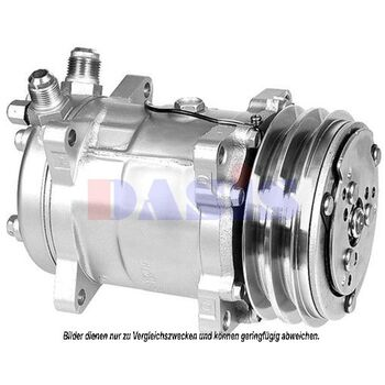 Compressor, air conditioning -- AKS DASIS, SAAB, Compressor Universal,...