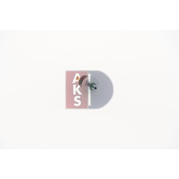 Pressure Switch, air conditioning -- AKS DASIS, Renault, Claas, ...