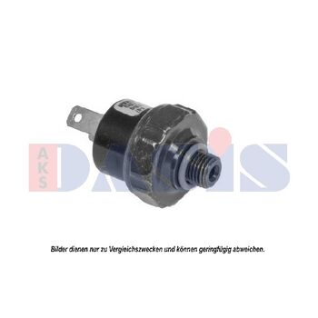 Pressure Switch, air conditioning -- AKS DASIS, Pressure switch, ...