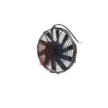 Fan, radiator -- AKS DASIS, Fan Axial/Blower Radial 6/12/24V, Axial...
