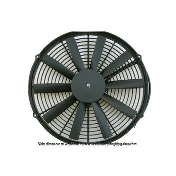 Fan, radiator -- AKS DASIS, Fan Axial/Blower Radial 6/12/24V, Axial...