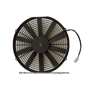 Lüfter, Klimakondensator -- AKS DASIS, Lüfter Axial / Radial Gebläse...,...