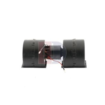 Interior Blower -- AKS DASIS, Fan Axial/Blower Radial 6/12/24V, Axial...