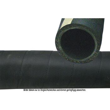 Radiator Hose -- AKS DASIS, Hose all species, Water...