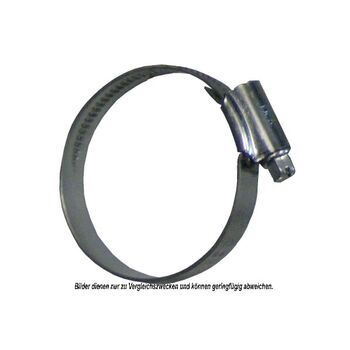 Clamping Clip -- AKS DASIS, Hose Clamp, Clamp, Specification: Edelstahl...