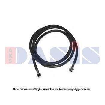 Filler Hose, air conditioning service unit -- AKS DASIS, Tool,...
