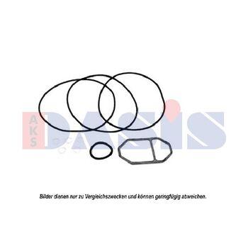 Dichtring, Kompressor -- AKS DASIS, Kupplung/Spule/Zylinderkopf, ...