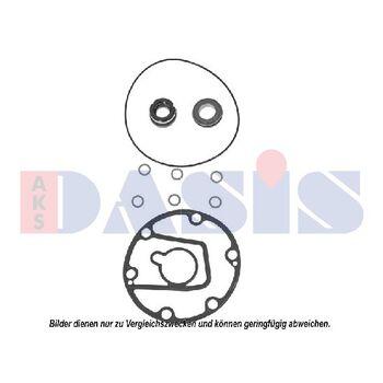 Seal, compressor -- AKS DASIS, Clutch / coil cylinder head, Sealing...