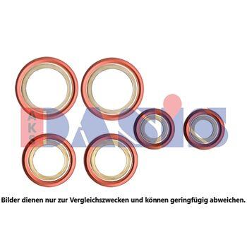 Spacer Ring -- AKS DASIS, Compressor Universal, Bock...