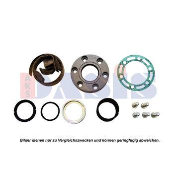 Gasket / Seal -- AKS DASIS, Compressor Universal, Bock