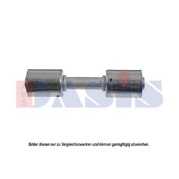 Connection Piece, hose line -- AKS DASIS, Fittinge / Dichtung, Hose...