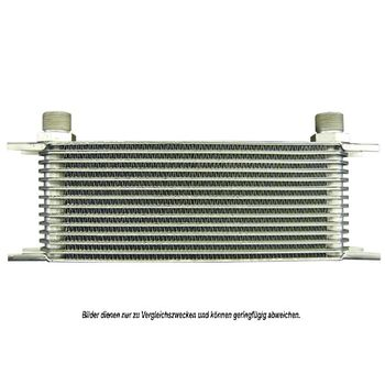 Oil Cooler, engine oil -- AKS DASIS, Aluminium Oil cooler, Shell Type...
