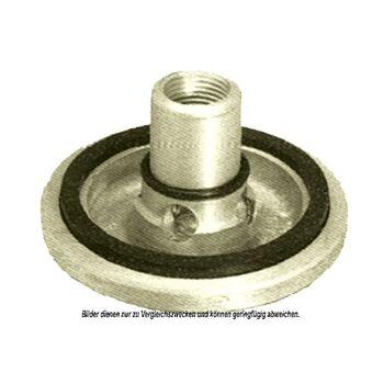 Cover, oil filter housing -- AKS DASIS, Aluminium Oil cooler, Oil...