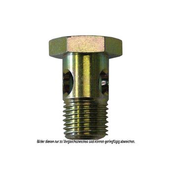 Hollow Screw -- AKS DASIS, Aluminium Oil cooler, Accessories...